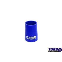 Szilikon szűkító TurboWorks Kék 44-51mm